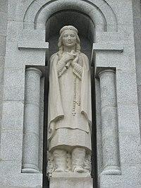 Kateri Tekakwitha au Québec