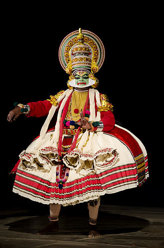 Dance in India - Kathakali