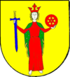 Coat of arms of Katrineherd