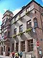 Kaysersberg - Hotel de Ville.JPG