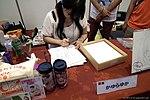 Kayurayuka's signing event at Circus booth, Fancy Frontier 20 20120728.jpg