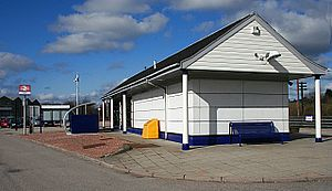 Keith railway station - Image: Keith(2)