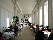 Oran ejo wikipedia 39 s orangery as translated by gramtrans for Interno kensington palace