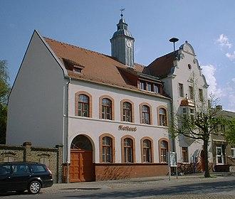 Ketzin - Town hall