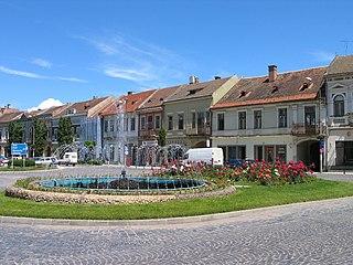 Târgu Secuiesc Municipality in Covasna, Romania