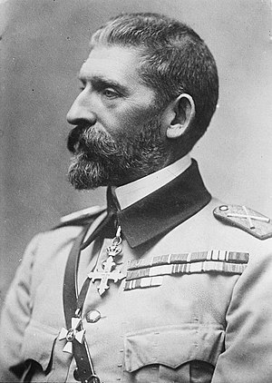 Germans of Romania - Image: King Ferdinand of Romania