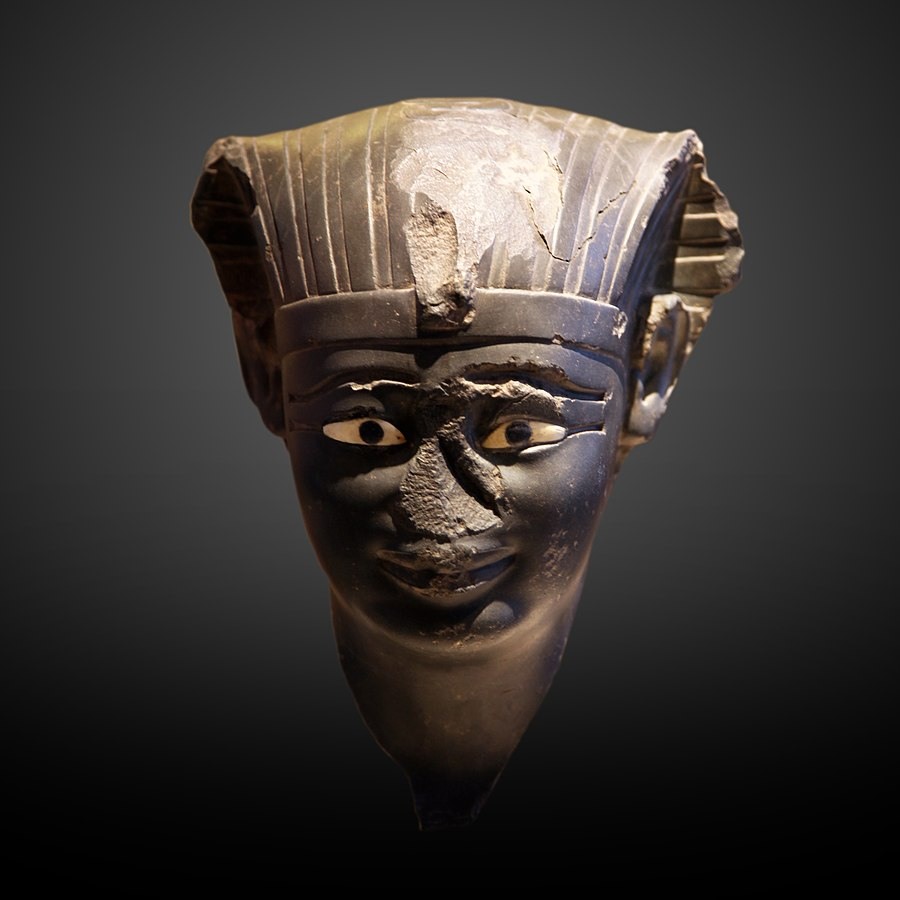 Head of a king of the 11th Dynasty-E 10299