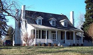 Kingston (Upper Marlboro, Maryland) United States historic place