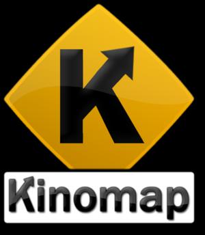 Kinomap - Image: Kinomap Logo