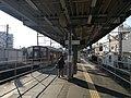 Kintetsu Oji Station Platform.jpg