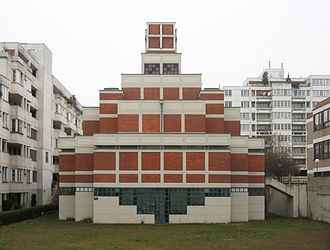 Am Schöpfwerk Church - Am Schöpfwerk Church