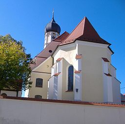 Kirche Welden