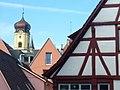 Kircheturm und Giebeln (Church Tower and Gables) - geo.hlipp.de - 22978.jpg