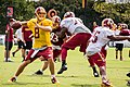 Kirk Cousins 2014 Redskins training camp.jpg