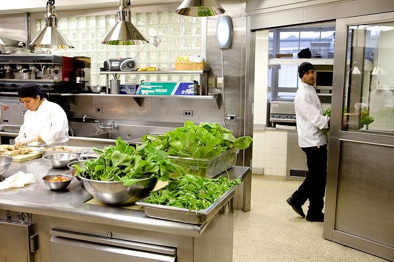 Modern White House Kitchen