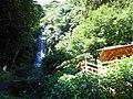 Kiyomizunotaki Fall and rest place Ogi.JPG