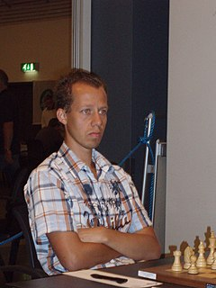 Kjetil Aleksander Lie Norwegian chess player