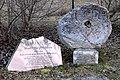 Klagenfurt Quellenstrasse Burgfriedstein 15122007 02.jpg