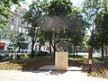 Klauzál Square's Park. The 1848 Revolution Memorial. - Budapest District VII. Klauzál Square.JPG
