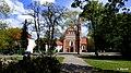 Kościół Garnizonowy pw. NMP Królowej Pokoju, Bernardyńska, Bydgoszcz, Polska. Widok z okolicy kościoła - panoramio.jpg