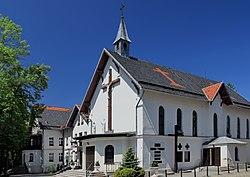 Kościół par. pw. NSPJ w Jastrzębiu-Zdroju2.JPG
