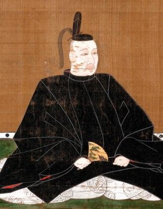 Kobayakawa Takakage - Image: Kobayakawa Takakage (Beisanji Mihara)