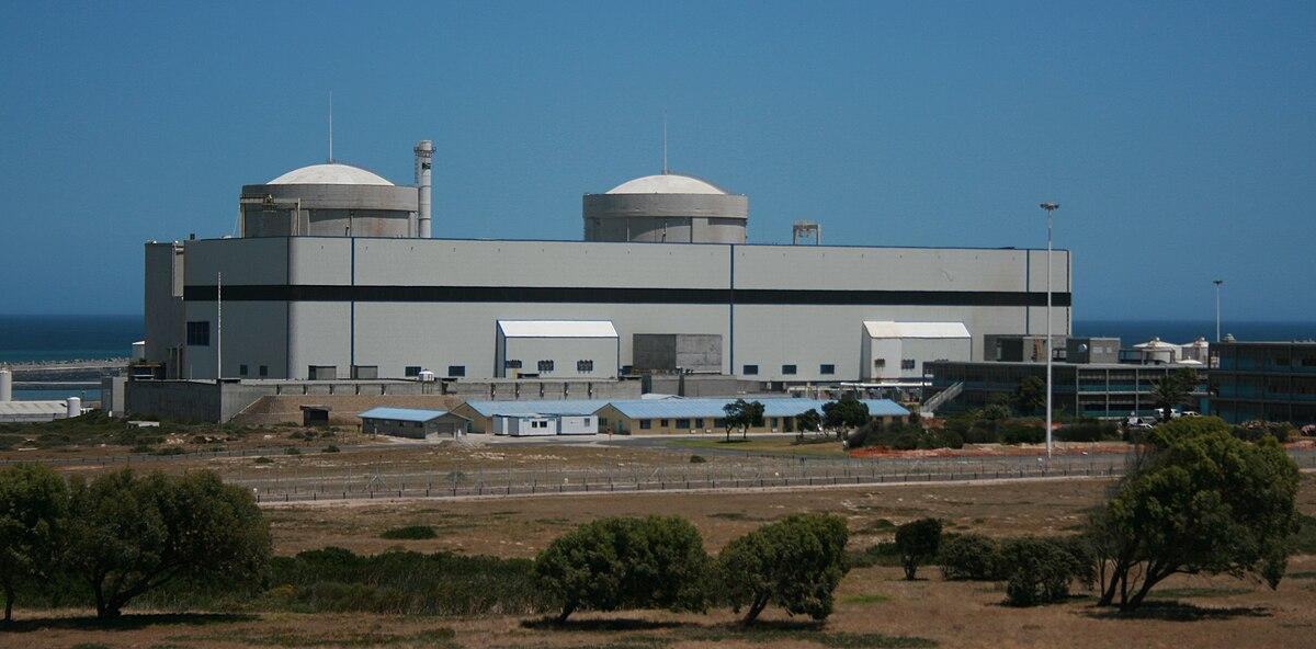 Koeberg Nuclear Power Station - Wikipedia