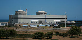 Koeberg Nuclear Power Station nuclear power station in South Africa