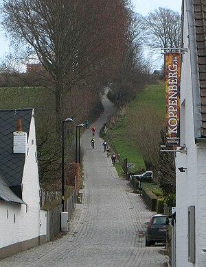Koppenberg - Image: Koppenberg 5063