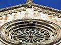 Korčula St. Mark's Rózsablak - panoramio.jpg