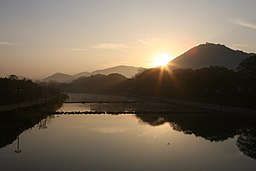Korea-Damyang-Yeongsan River at Sunset-01.jpg