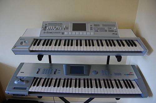 keyboard piano wikipedia