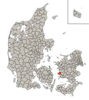 Korsør Municipality Former municipality in Denmark