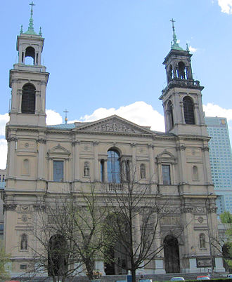All Saints Church, Warsaw - Church of All Saints.