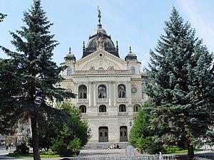 Adolf Lang - Košice State Theater
