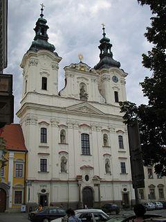 Uherské Hradiště Town in Czech Republic