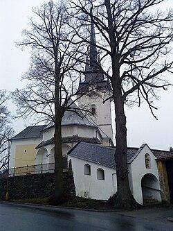 Kostel v Chornicích.JPG