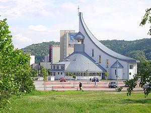 Dúbravka, Bratislava - Church of the Holy Spirit