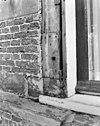 kozijnstijl, detail - delft - 20052389 - rce