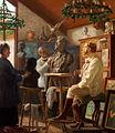 Krøyer modelled in his studio in Skagen.jpg