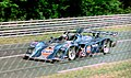 Kremer K8 - Derek Bell, Jurgen Lassig & Robin Donovan heads towards Arnage at the 1994 Le Mans (31970161325).jpg