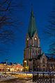 Kristiansand domkirke i den blå timen.jpg
