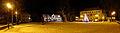 Krzeszów - dziedziniec przed UG nocą 2014.jpg