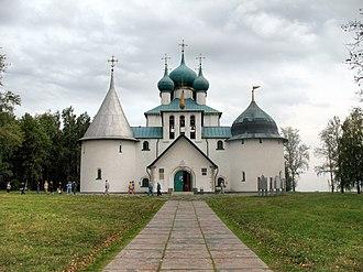 Kurkinsky District - Kulikovo Field Church of Saint Sergius of Radonezh, Kurkinsky District