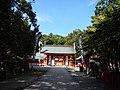 Kumano Kodo pilgrimage route Kumano Hayatama Taisha World heritage 熊野古道 熊野速玉大社07.JPG