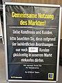 Kundenbeschränkung in Zeiten der Corona-Krise, Düsseldorf, 31. März 2020 (2).jpg