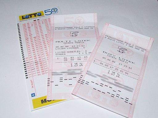 Kupony Lotto