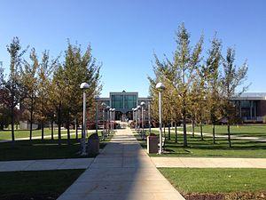 Kutztown University of Pennsylvania - Rohrbach Library