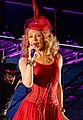 Kylie Minogue - Kiss Me Once Tour - Manchester - 26.09.14. - 022 (15372785486) (cropped).jpg