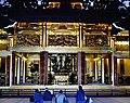 Kyoto Higashi Hongan-ji Amidahalle Innen 6.jpg